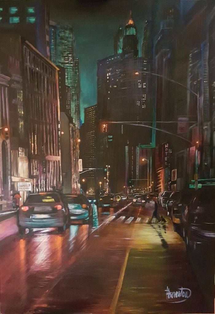 Helen barenton peinture