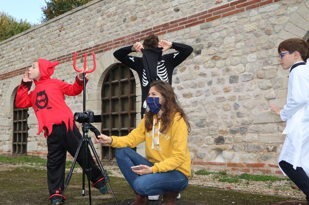 Stage réalisation de film enfants